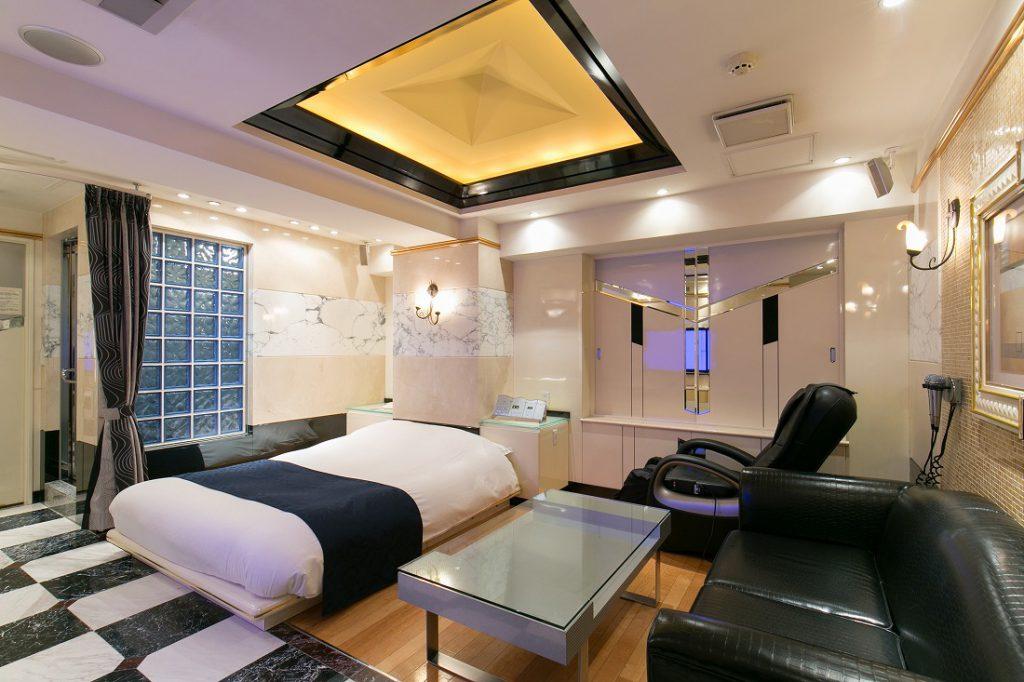 ホテルD-WAVEのお部屋