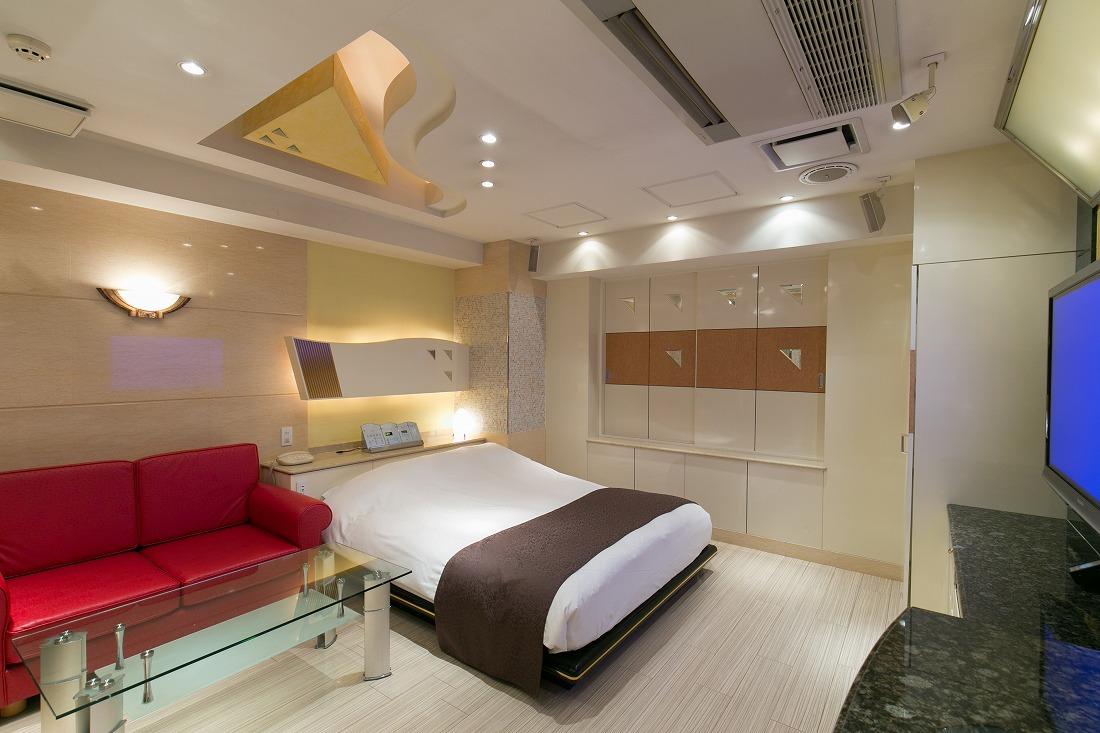 ホテルD-WAVEの408号室