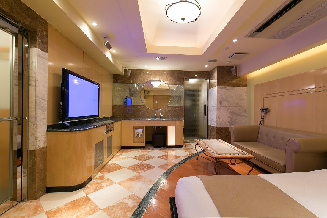 ホテルD-WAVEの505号室