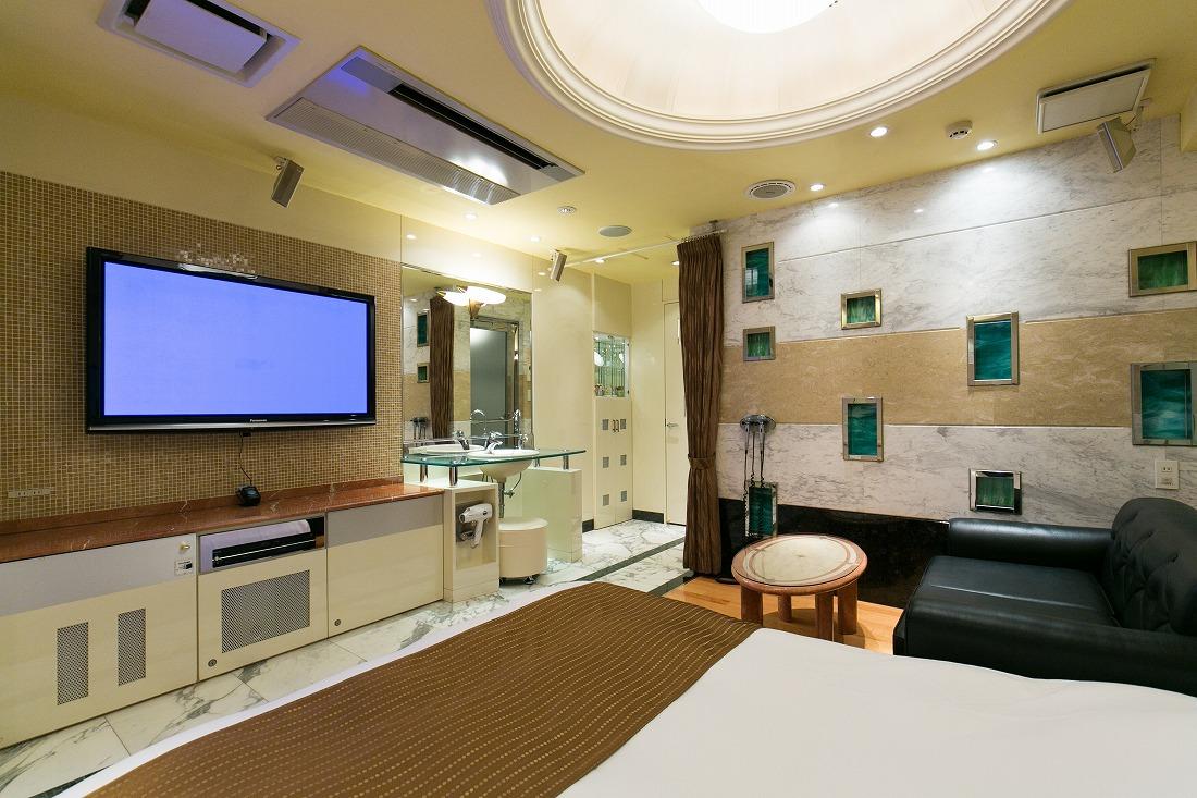 ホテルD-WAVEの508号室